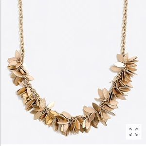 JCrew Gold Necklace with Tags
